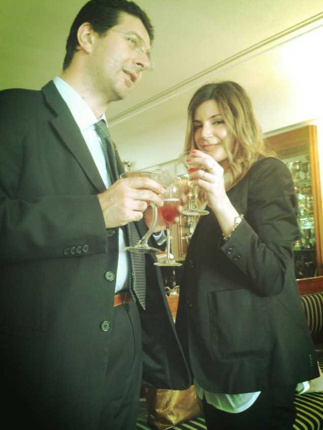 Col mio boss Enzo
