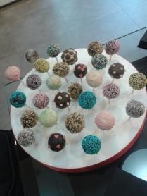 I meravigliosi cake pops