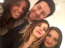 Selfie di gruppo!