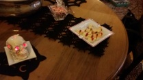 Vista del tavolo