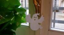 Un fantasmino alla mia finestra